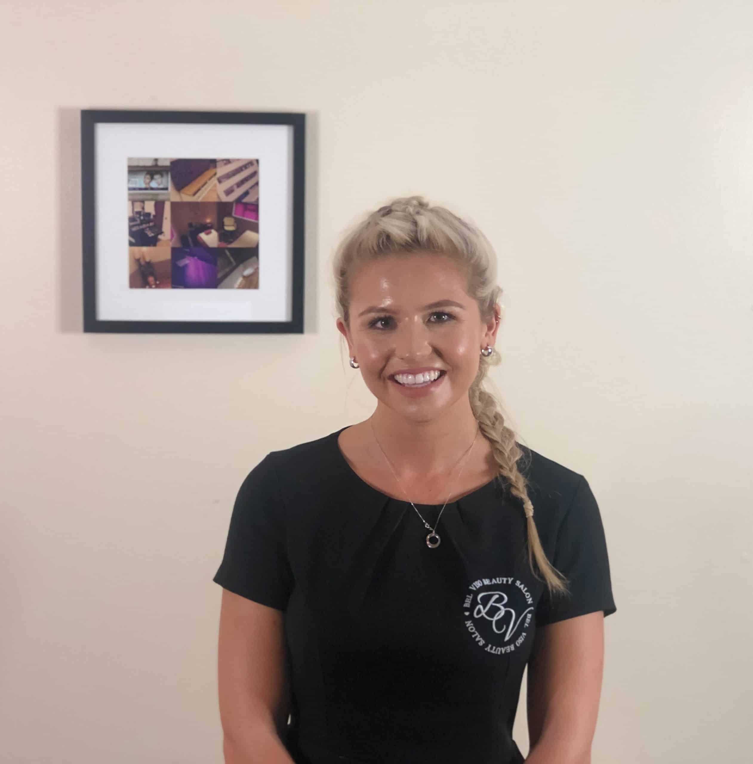 Kate, Bel Viso Salon Manager
