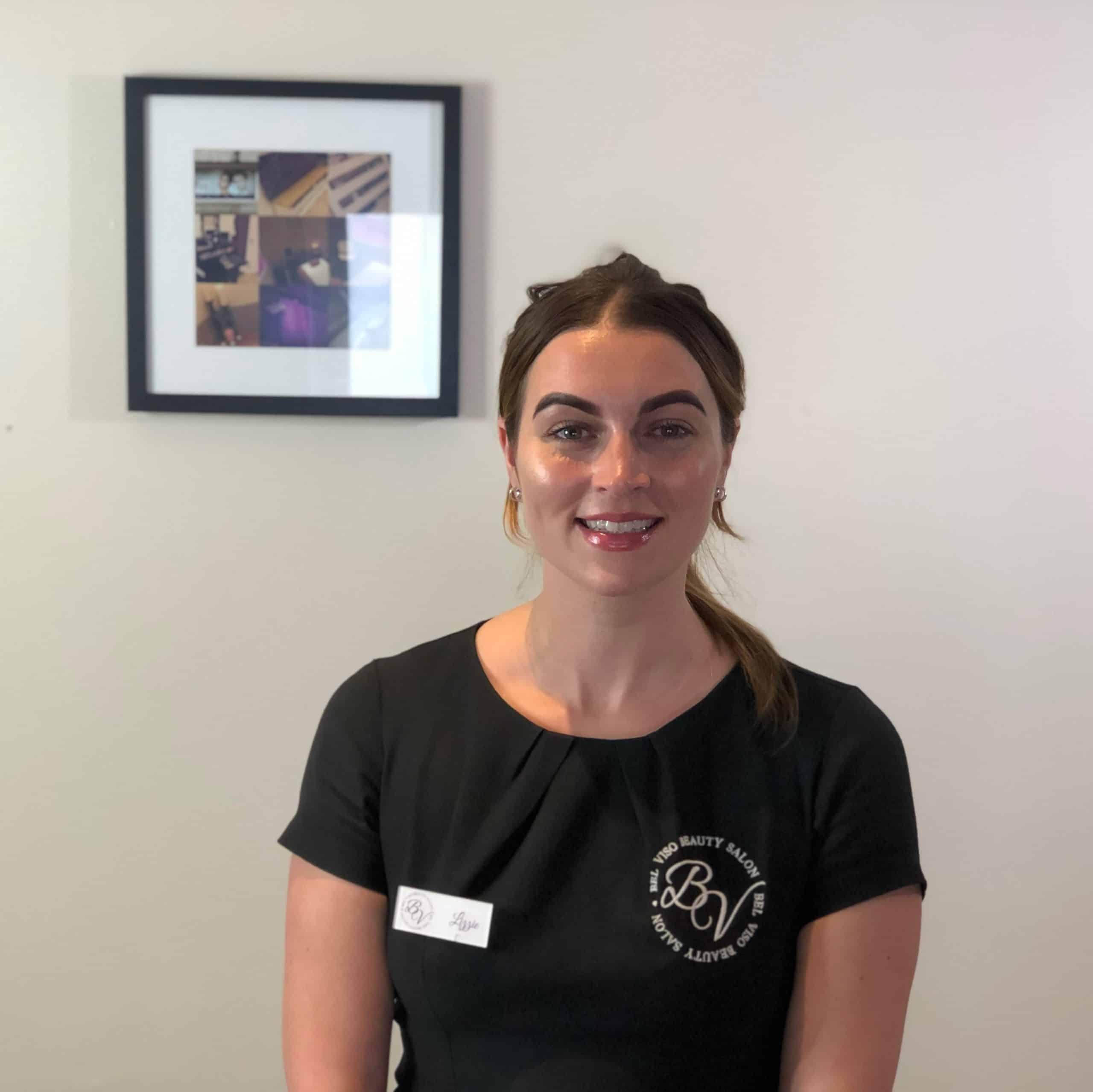 Lizzie - Beauty Therapist / Receptionist